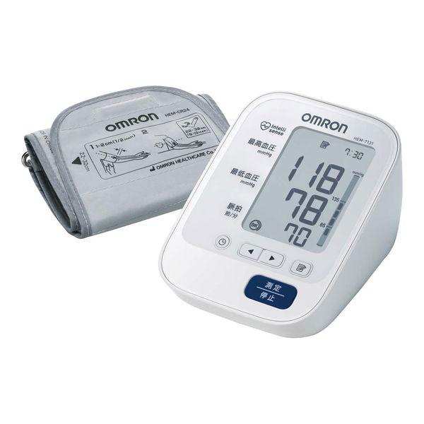 オムロン 上腕式血圧計 (HEM-7131) [キャンセル・変更・返品不可]