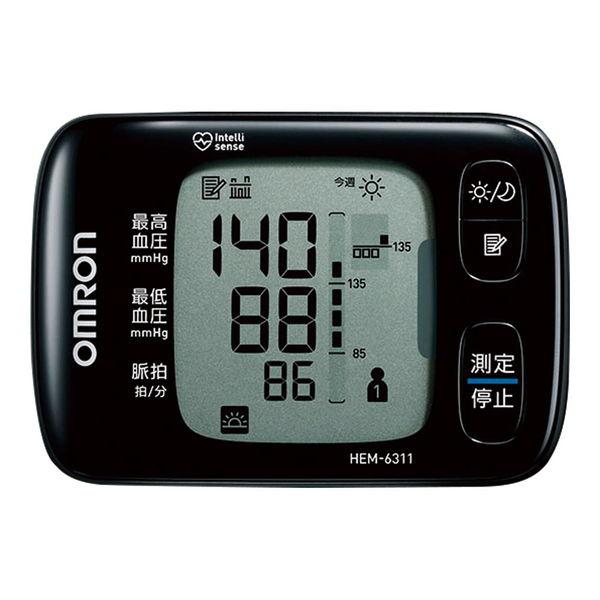 オムロン 手首式血圧計 (HEM-6311) [キャンセル・変更・返品不可]