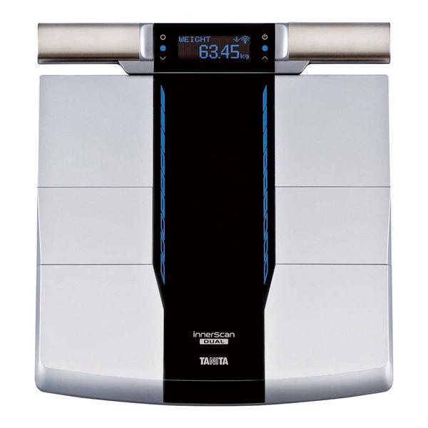 タニタ 左右部位別体組成計 インナースキャンデュアル (RD-800-BK) 単品 [キャンセル・変更・返品不可]