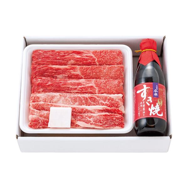 松阪牛すき焼き肉&今半割下セット (MBSW40-100MA) [キャンセル・変更・返品不可][代引不可][同梱不可][ラッピング不可][海外発送不可]