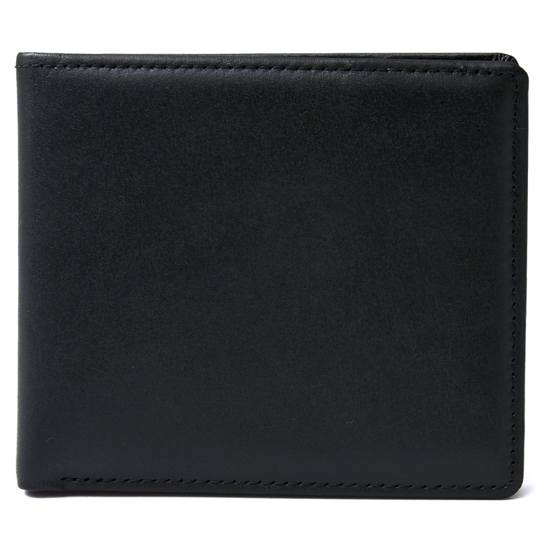 [良品工房] 日本製牛革二つ折り財布 (K18-245) [キャンセル・変更・返品不可]