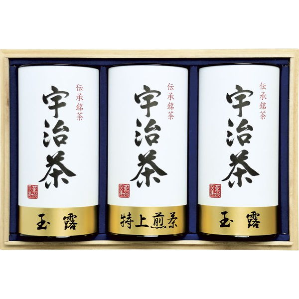 宇治茶詰合せ(伝承銘茶) (LC1-201) [返品・交換・キャンセル不可]