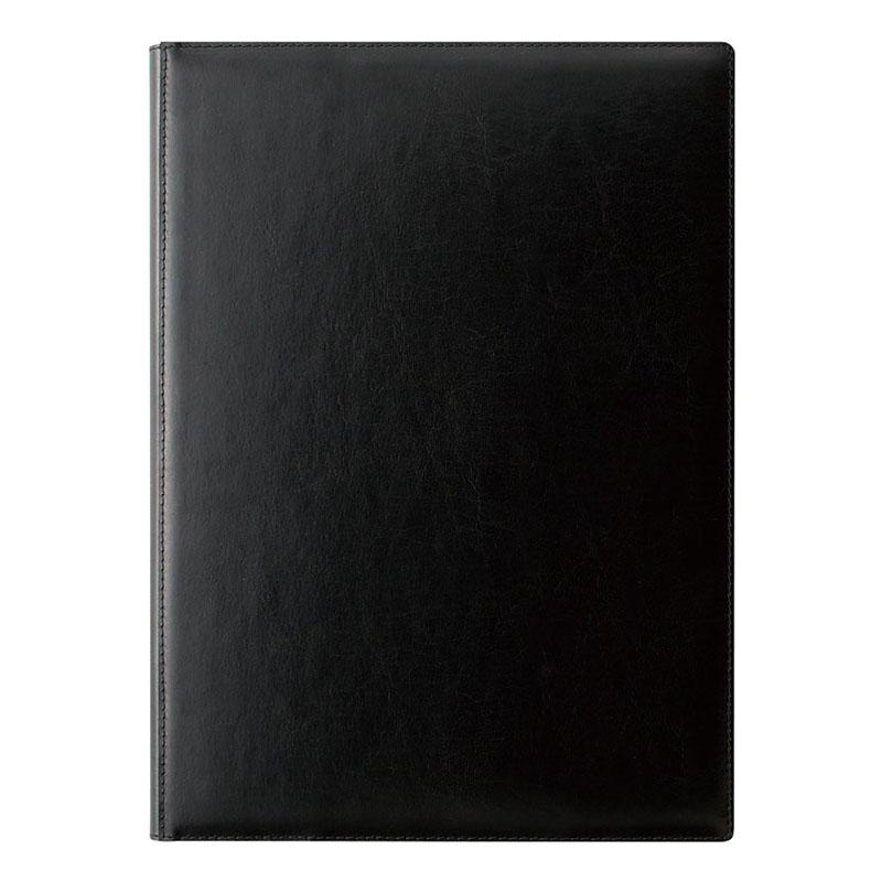 2021年 贈りもの・お返しものギフト レポートパッドA4 ブラック (ZVP701B) 単品 [キャンセル・変更・返品不可]