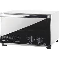 ツインバード ミラーガラスオーブントースター (TS-4047W) [キャンセル・変更・返品不可]