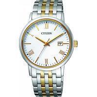 シチズン メンズ腕時計 ホワイト (BM6774-51C) [キャンセル・変更・返品不可]