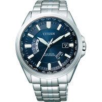 シチズン メンズ電波腕時計 ネイビー (CB0011-69L) [キャンセル・変更・返品不可]