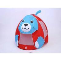 MH-TENTR-DOG メリープレイテント(Merry Tent) レッド&ワンちゃん ブルーのワンちゃん [ラッピング不可][代引不可][同梱不可]