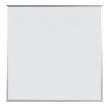 【送料無料】 馬印 MAJI series(マジシリーズ)壁掛 無地ホワイトボード W910×H910mm MH33 [ラッピング不可][代引不可][同梱不可]