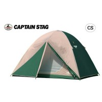 CAPTAIN STAG CS ドームテント270UV(5~6人用)(キャリーバッグ付) M-3132 [ラッピング不可][代引不可][同梱不可]