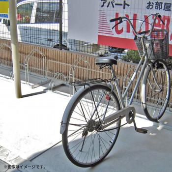 ダイケン 自転車ラック サイクルスタンド CS-ML6 6台用 [ラッピング不可][代引不可][同梱不可]