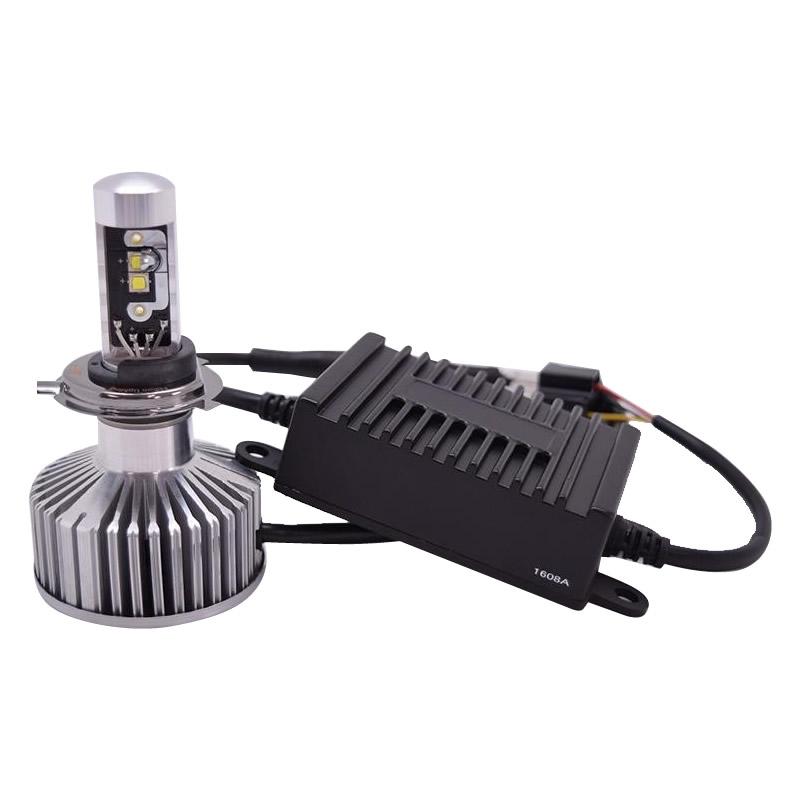 ZRAY ゼットレイ RH24 ヘッドライト専用LEDバルブキット H4 24V 6500K NLRH24