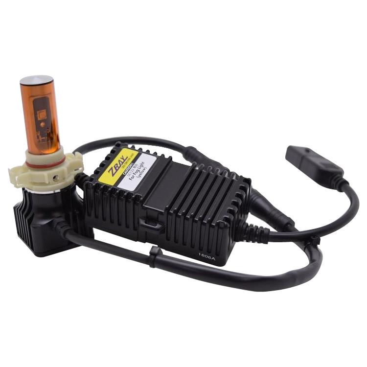 受注生産品 ZRAY ゼットレイ RFY3 フォグライト専用LEDバルブキット PSX24W 2800K NLRFY3