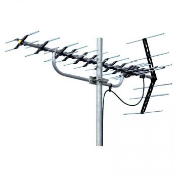 マスプロ電工 地上デジタル放送受信用 家庭用 高性能UHFアンテナ 14素子 LS146 [ラッピング不可][代引不可][同梱不可]