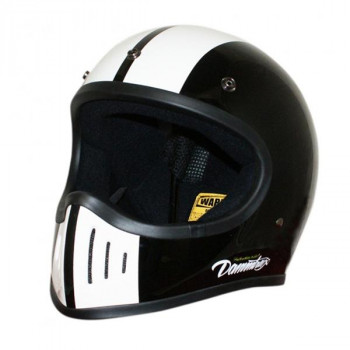 ダムトラックス(DAMMTRAX) BLASTER-改 コブラ ヘルメット BLACK M