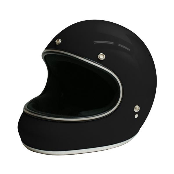 ダムトラックス(DAMMTRAX) アキラ ヘルメット BLACK L