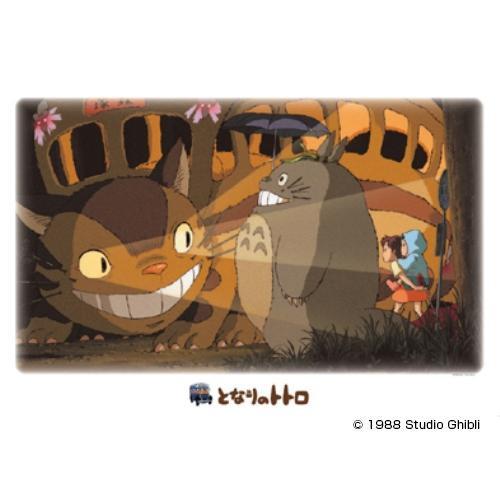 1000-227 ジグソーパズル となりのトトロ ネコバス到着:プリティウーマン