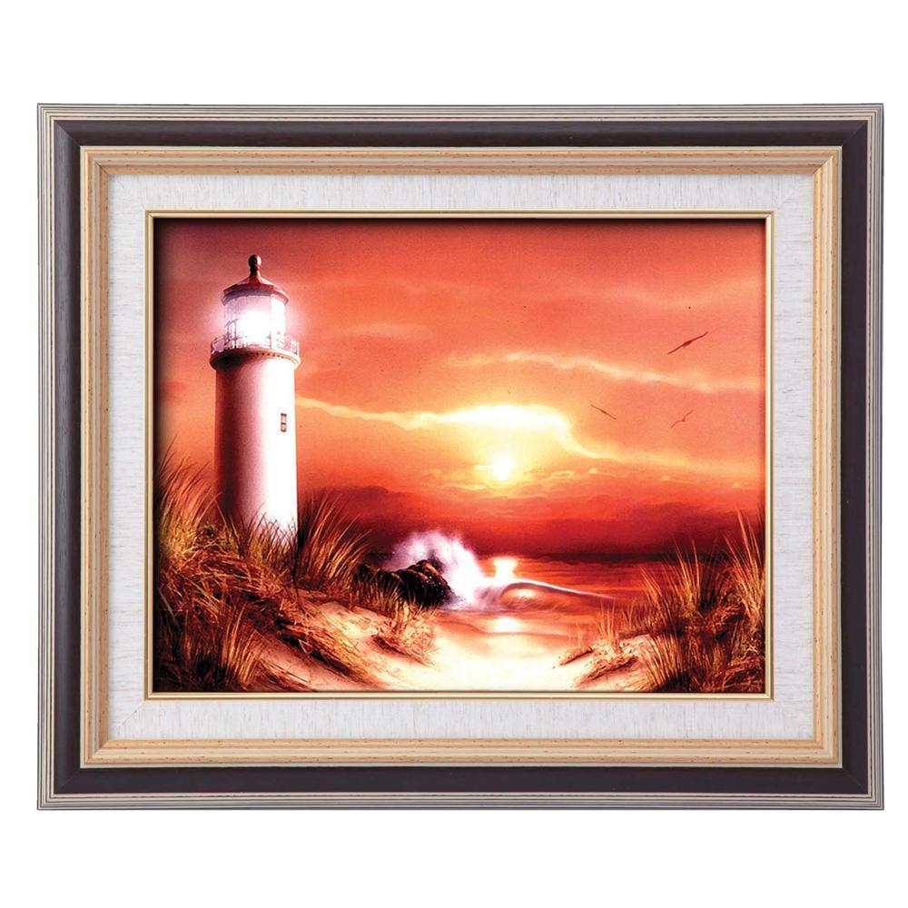 アラン・ギアナ絵画額9573 F6 グッドデイ 117256