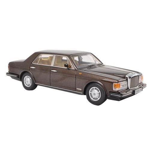 NEO/ネオ ベントレー ミュルザンヌ (1980) ブラウン 1/43スケール NEO44170