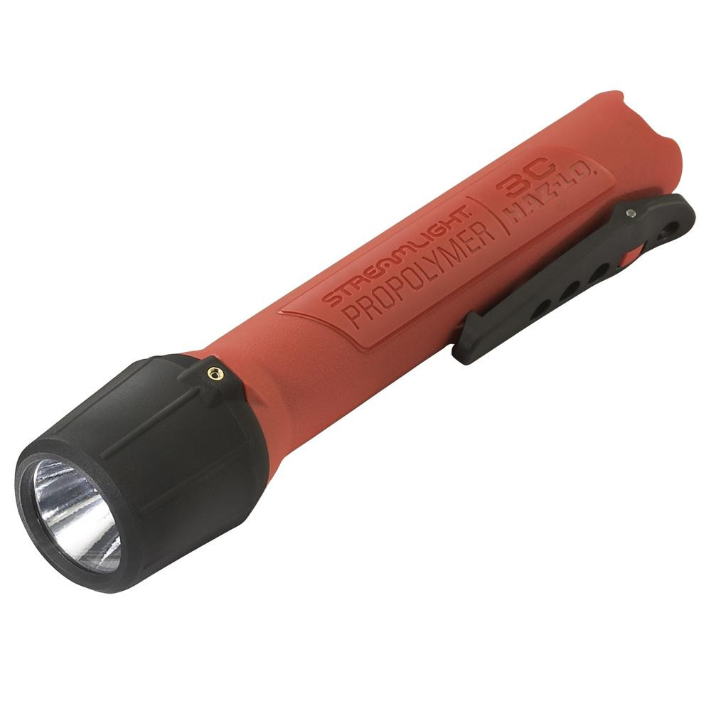 ストリームライト プロポリマー3C HAZ-LO オレンジ WSL33822