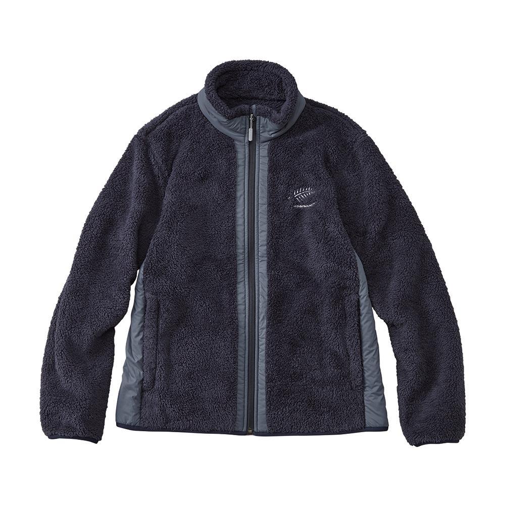 FREE KNOT フリーノット FOURON シェルパフリースジャケット ネイビー(80) Mサイズ Y1137-M-80