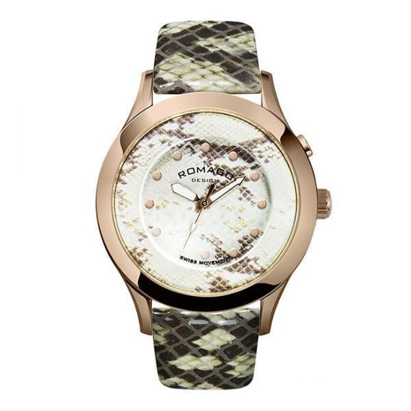 ROMAGO DESIGN (ロマゴデザイン) RM047-0314ST-RG 腕時計
