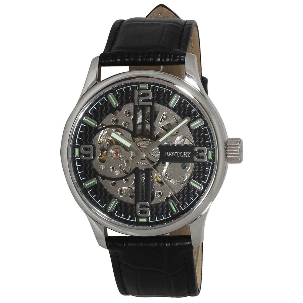 BENTLEY 機械式腕時計 BT-AM073-BKS