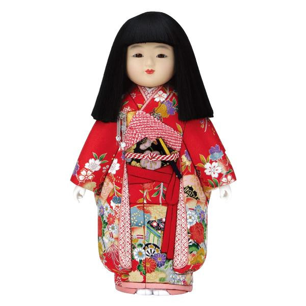 01-621 優美市松(女)(正絹) セット