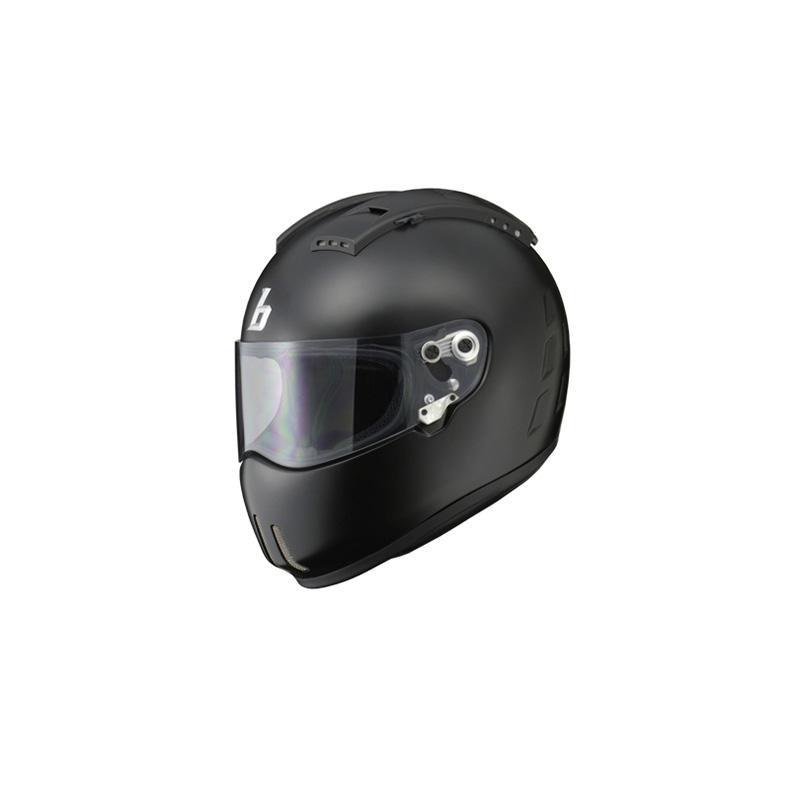 リード工業 BREEZ DRAGGER2 フルフェイスヘルメット ハーフマットブラック Mサイズ