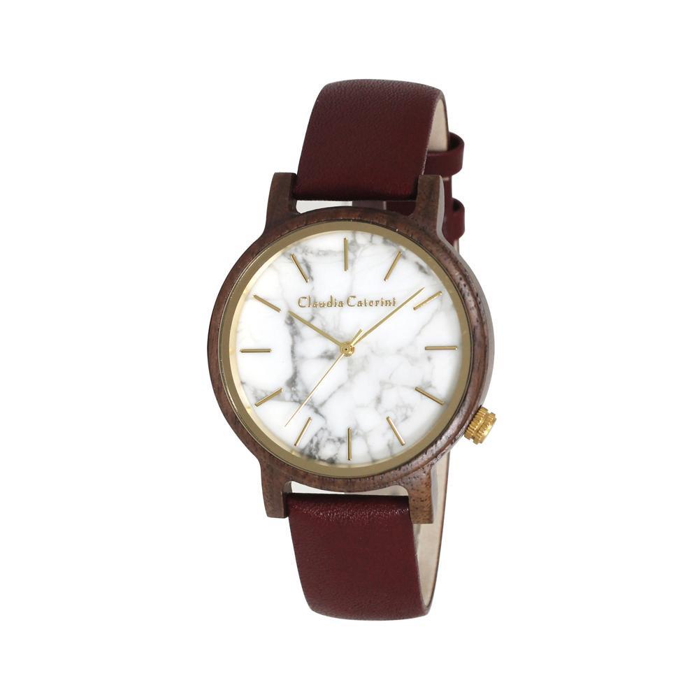 腕時計 クラウディア・カテリーニ ブラウン CC-A119-WRW