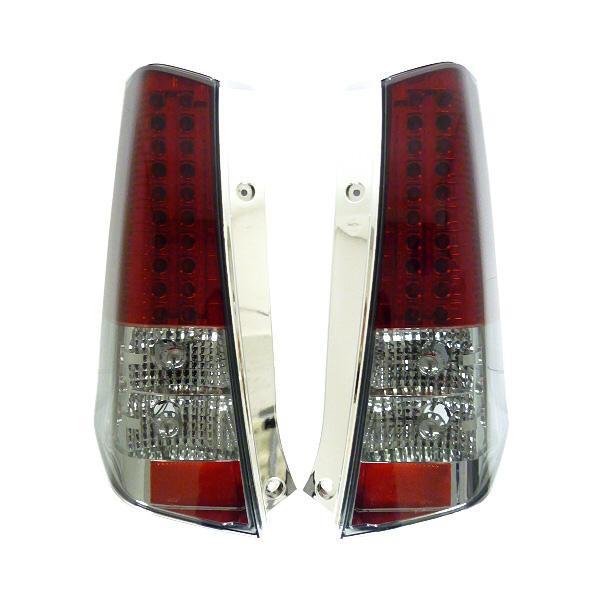 SoulMates MH23SワゴンR LEDテールストップランプ 赤/スモーク GT-100 [ラッピング不可][代引不可][同梱不可]