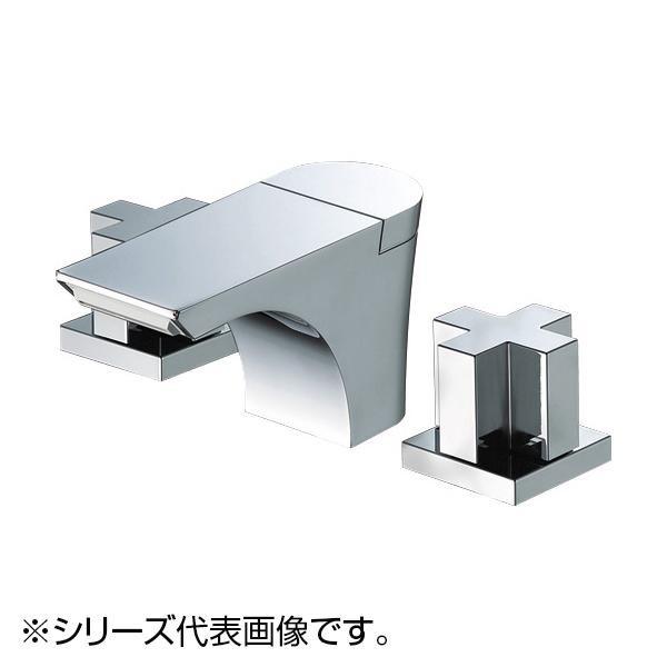 SANEI ツーバルブ洗面混合栓 K5580P-13 [ラッピング不可][代引不可][同梱不可]