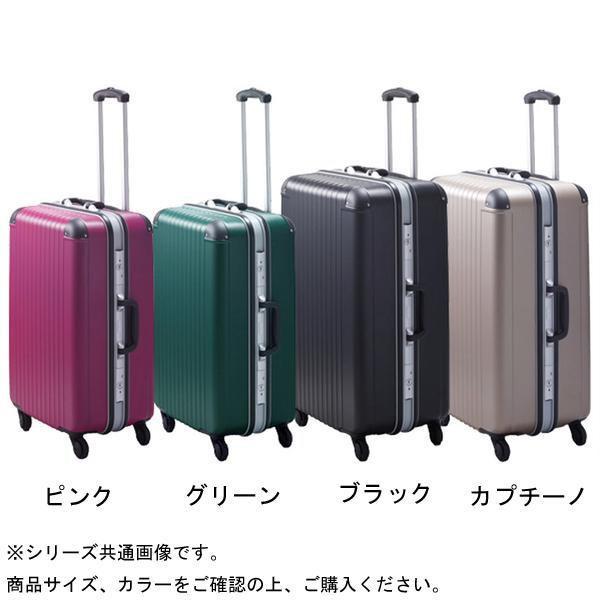 スーツケースファクトリー TOMAX ハードキャリー 大型 DL-1134 ピンク [ラッピング不可][代引不可][同梱不可]