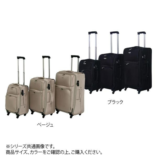 スーツケースファクトリー TOMAX ソフトキャリー 大型 CT-052 ブラック [ラッピング不可][代引不可][同梱不可]