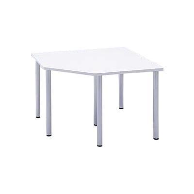 サンワサプライ コーナーテーブル MEA-CT8 [ラッピング不可][代引不可][同梱不可]
