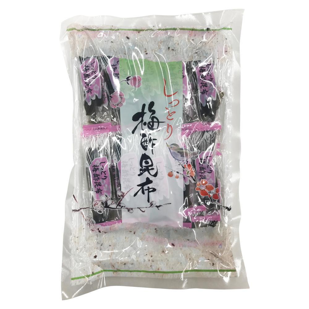 しっとり梅酢昆布 120g×15袋 C-6 [ラッピング不可][代引不可][同梱不可]