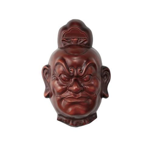 高岡銅器 鉄製面 仁王面 ウ形 小 166-11
