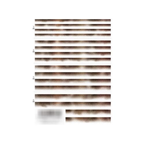 メール便発送も可能 最大4個まで TSUMEKIRA ツメキラ ネイルシール Style brown NN-YUM-103 永遠の定番モデル 信頼 YUMAプロデュース1 Airbrush