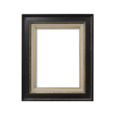 油額 花シリーズ 花ボルドー ブラック SM 227×158mm ガラス [ラッピング不可][代引不可][同梱不可]