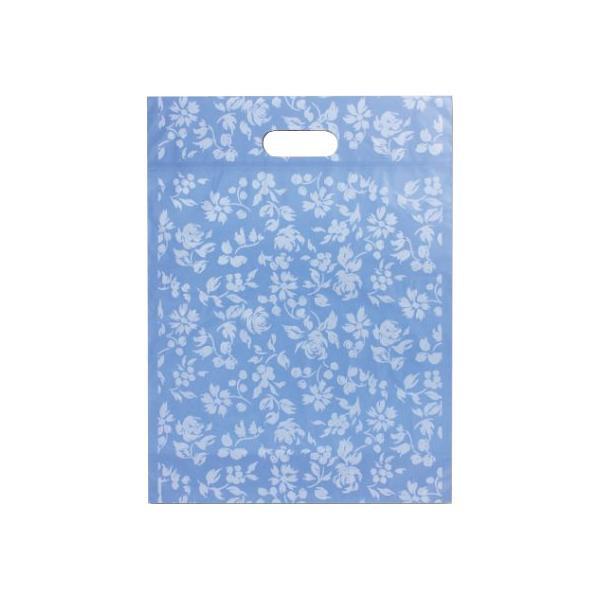 ポリバッグ カレン(ブルー) 300×100×400mm 500枚 中 4217 [ラッピング不可][代引不可][同梱不可]
