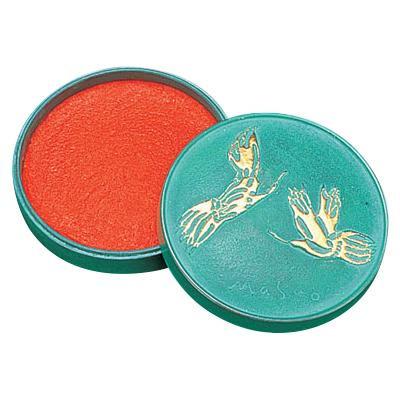高岡銅器 銅製小物 池田満寿夫作 肉池 双鶴 54-20