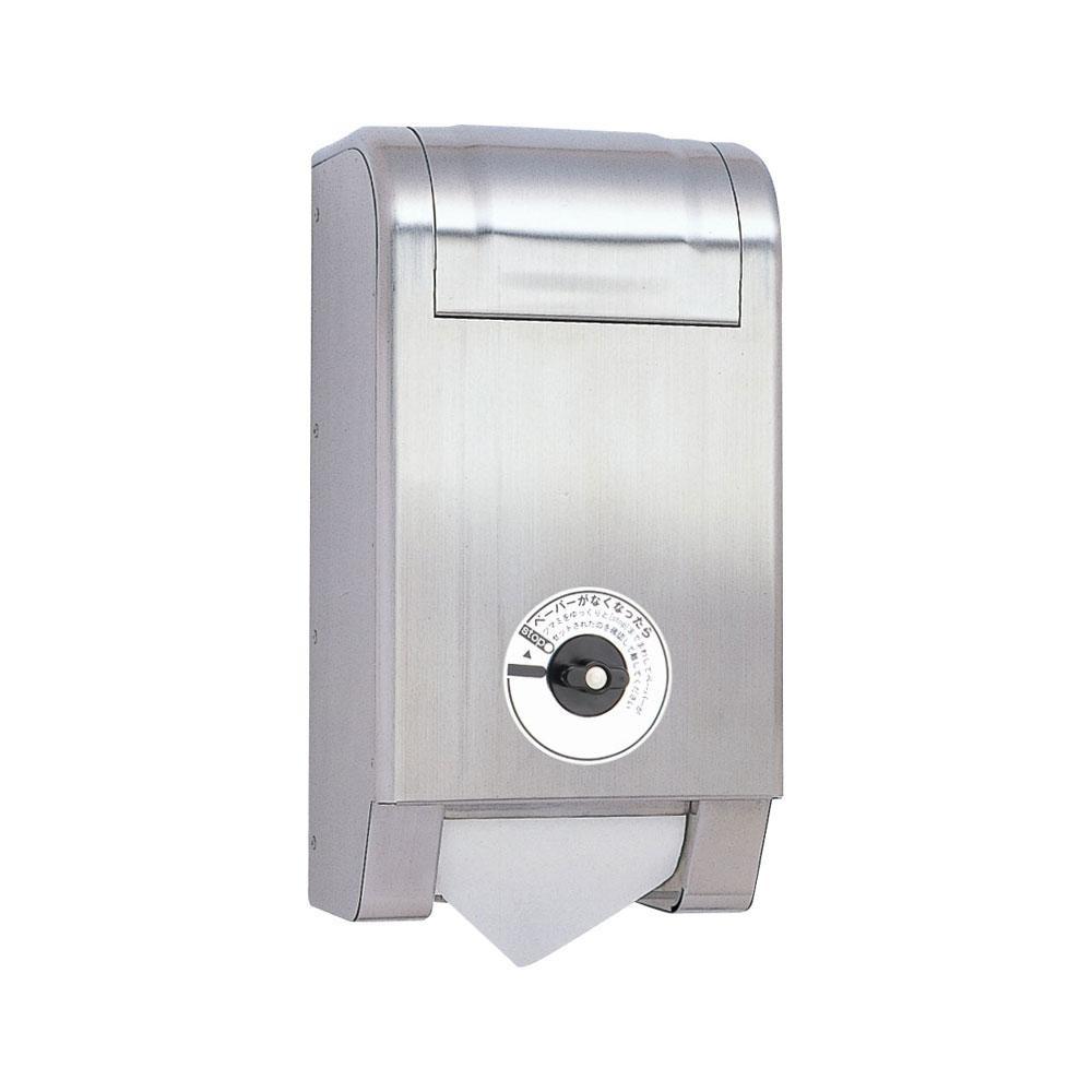 ボックス型ペーパーホルダー(3本用)露出型 R5503 [ラッピング不可][代引不可][同梱不可]