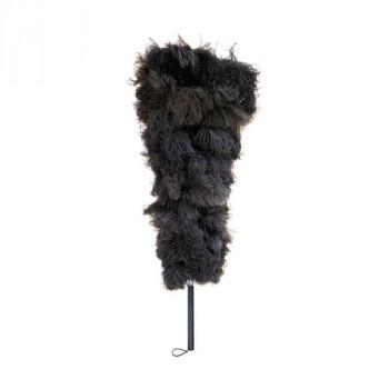 石塚羽毛 日本製 オーストリッチ毛ばたき 1100mm D120 [ラッピング不可][代引不可][同梱不可]