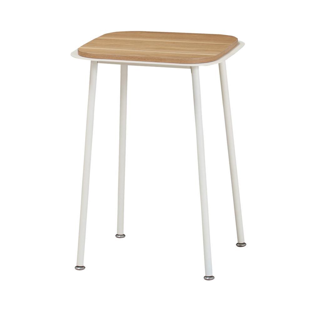 ルリク サイドテーブル ホワイト RRKST40WH [ラッピング不可][代引不可][同梱不可]