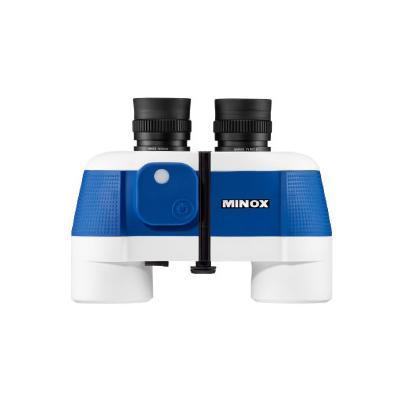 MINOX ミノックス 海上用デジタル双眼鏡 BN ノーティク 7×50 オーシャンブルー