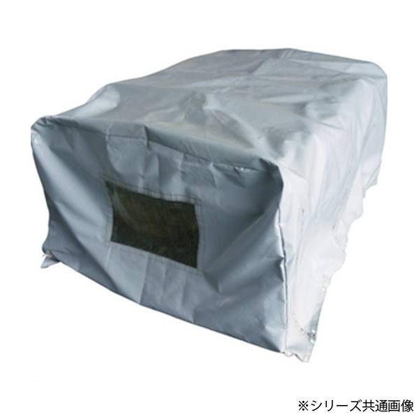 アルミ 軽トラ用 ファスナー付き テント KST-1.8 [ラッピング不可][代引不可][同梱不可]