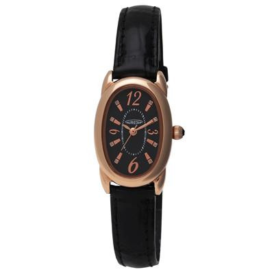 AUREOLE(オレオール) レザー レディース腕時計 SW-587L-1