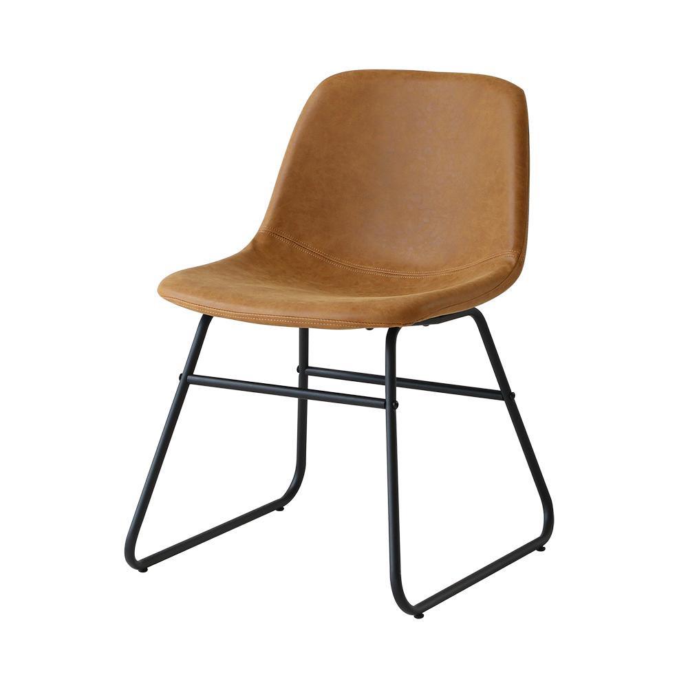 Vino Chair キャメル CH-3285CA [ラッピング不可][代引不可][同梱不可]