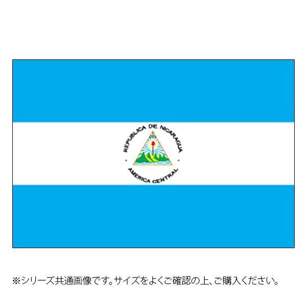 N国旗 ニカラグア No.2 W1350×H900mm 23284
