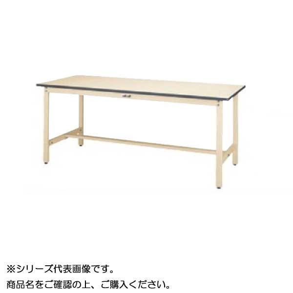 SWR-1590-II+S2-IV ワークテーブル 300シリーズ 固定(H740mm)(2段(浅型W394mm)キャビネット付き) [ラッピング不可][代引不可][同梱不可]