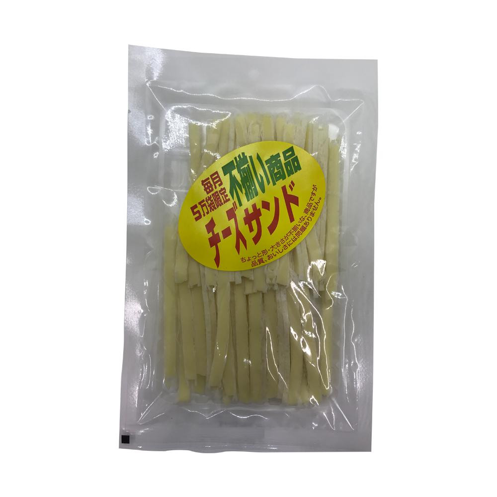 扇屋食品 不揃い商品チーズサンド(110g)×60袋 [ラッピング不可][代引不可][同梱不可]